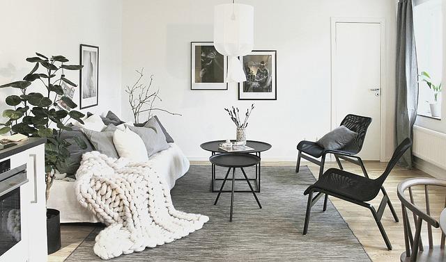 תמונות מעוצבות לסלון