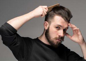 מדריך לגברים: איך לשפר את מראה השיער לפני צילומים?